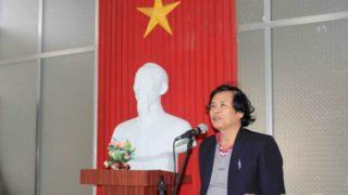 Chúc mừng hội viên nhà văn Việt Nam 2013
